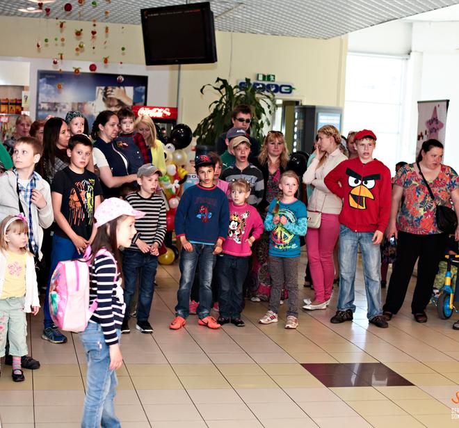 SOLO bērnu festivāls 2015