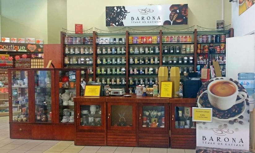 Barona tējas un kafijas
